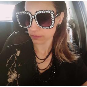 85fe5ca9d5239 Óculos Blogueira Instagram - Óculos De Sol no Mercado Livre Brasil