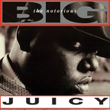 The Notorious B.i.g. - Juicy Black & Clear (vinyl)