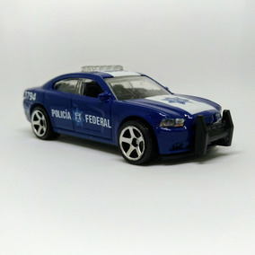 Matchbox Custom Policia Federal Dodge Charger