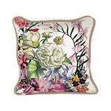 Michel Design Works Romance Decorative Square Throw Pillow,
