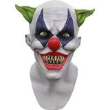 Mascara Halloween Payaso De Terror Malvado Entrega Inmediata