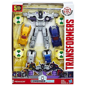 Transformers Ultra Bee Combiner Force Robot Hasbro C0624