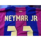 Para Colecionador -camisa Original Do Barcelona - Neymar Jr
