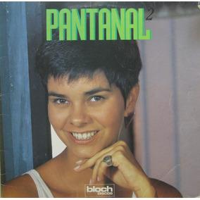 Pantanal 2 Lp Vinil Trilha Sonora Novela Nacional 1990