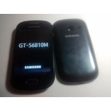 Samsung Galaxy Fame S6810 Descompuesto Para Piezas #3