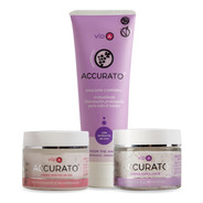 Set X3 - Accurato Cuidado Facial Pieles Sensibles.