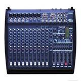 Equipo De Audio (mezcladora Yamaha,dos Medios Yorksville)