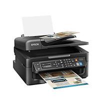 Impresora Multifincional Epson Workforce Wf-2630 Tienda