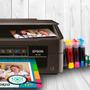 Impresora Multifunción Xp 201/211 Sublimación Envío Gratis
