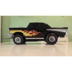 Chevrolet Bell Air 57 Shinshei 1:10 Sin Radio
