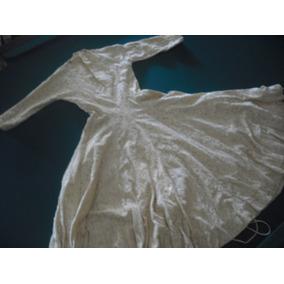 Antigo Vestido Original Anos 50 Para Colecionador