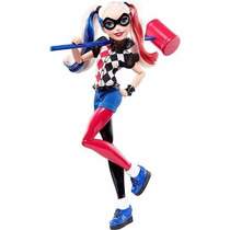Boneca - Dc Super Hero Girls - Harley Quinn - Mattel