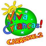 Novela Carrossel 2 Completa E Dublada Em Dvd - Frete Grátis
