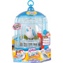Pajarito Con Jaula - Little Live Pets Birds