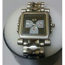 Relógio Oakley Tank Minute Machine Masculino Importado