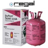 Garrafa Gas Refrigerante R410a Dupont 5kg