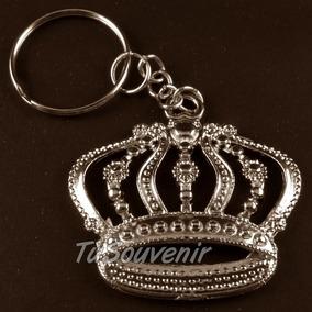 Llavero Corona Coronita Ideal Souvenir 15 Años Mujeres
