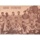Poster De Rosario Central - 1942