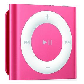 Ipod Shuffle 2gb Rosa Original Apple A1373 Lacrado Novo