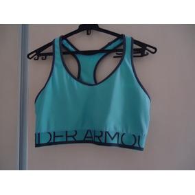 Top Feminino Fitness Under Armour G Usado