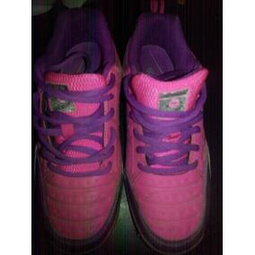 Zapatos Rs21 Morados Con Fucsia Talla 35