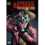 Dvd - Batman - La Broma Asesina