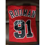 Jersey Dennis Rodman