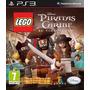Lego Piratas Ps3 Del Caribe | Digital Español Stock