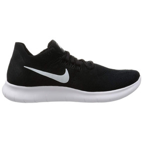 Tênis Nike Free Rn Flyknit Feminino Preto Original Promoção