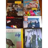 Rock En Español Lp Vinyl Acetato, Mana Radio Futura Maldita