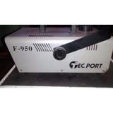 Maquina De Fumaça Tec Port F-950- Usada