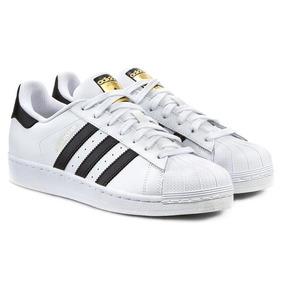 533e52ba7234e Tenis Adidas Star 2 Branco E Dourado - Tênis para Feminino no ...