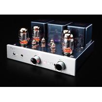 Amplificador Stereo Integrado Valvulado Cayin Cs-55a Phono