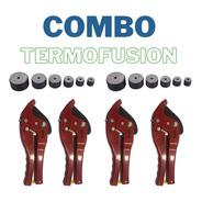 Combo Termofusion, Tijera X 4 Juego Boquillas X2