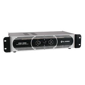 Módulo De Potência L.l Pro-2200 - (550w Rms)