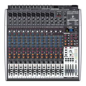 Mesa Xenyx X-2442 Usb Behringer Com Efeito. Mixer