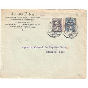 Revolucion Transitorios 1912 Sobre Hermosillo Nogales Sonora