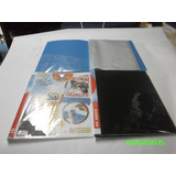 Carpeta Catalogo 20 Fundas P/40 H.carta Iva-fact-tienda