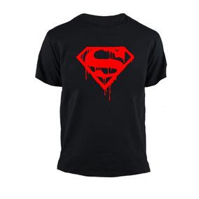 Remera Niño Superman