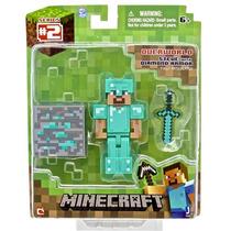 Minecraft Steve Diamond ¡sólo En Gamers!