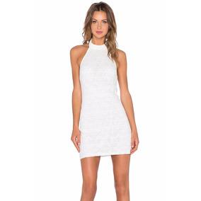Vestidos corto blanco para civil