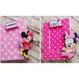 Portaretratos Souvenirs Minnie Mouse Bebe 6x9 C/vidrio 10u