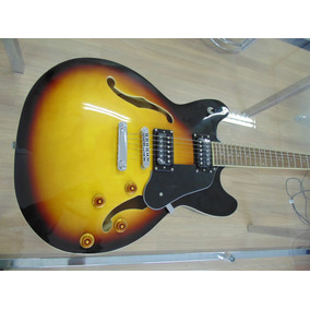 Guitarra Washburn Hb30 Semi Acustica 12064 1 Uni Music