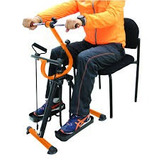 Aparato Bicicleta Rehabilitacion Master Gym