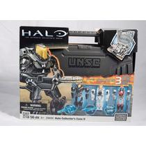 Halo Mega Blocks (coleccionistas) Maleta Negra