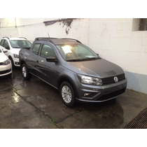 Nueva Volkswagen Saveiro 1.6 Doble Cabina Power 2017 0 Km Ma