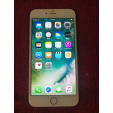 Iphone 6 Plus 64 Gb Dorado Original Liberado