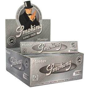 Seda Smoking Master Prata King Size Grande Original Gratis