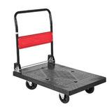 Carrinho Plataforma Para Transporte De Cargas Até 300kg