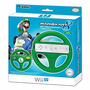 Novo Luigi Wii U Green Racing Acessório Volante Mario Kart 8